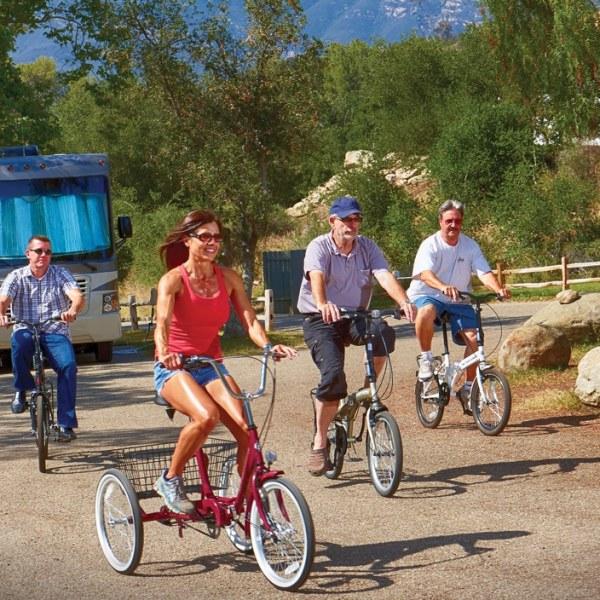 Adventurer Folding Bicycles