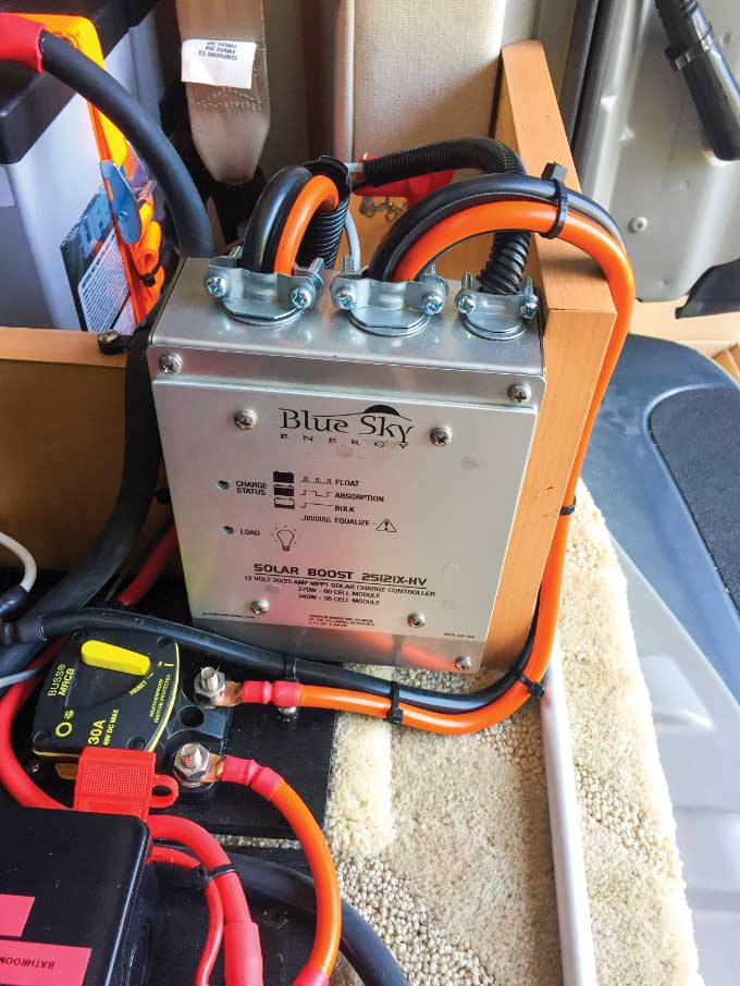 Blue Sky MPPT Charge Controller