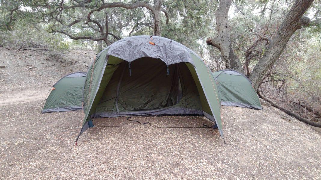 Crua Clan system setup / Photo: Jeremy P Elder