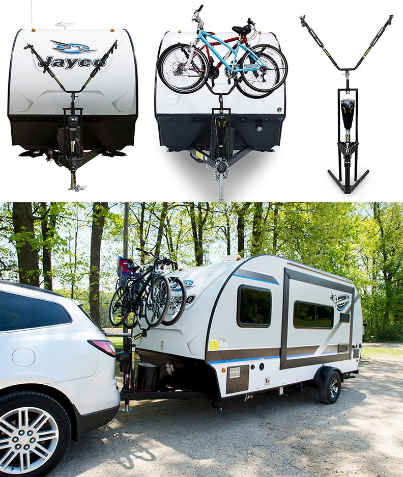 Lippert Jack It Bike Carrier