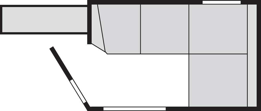 Taxa Outdoors Tigermoth floorplan