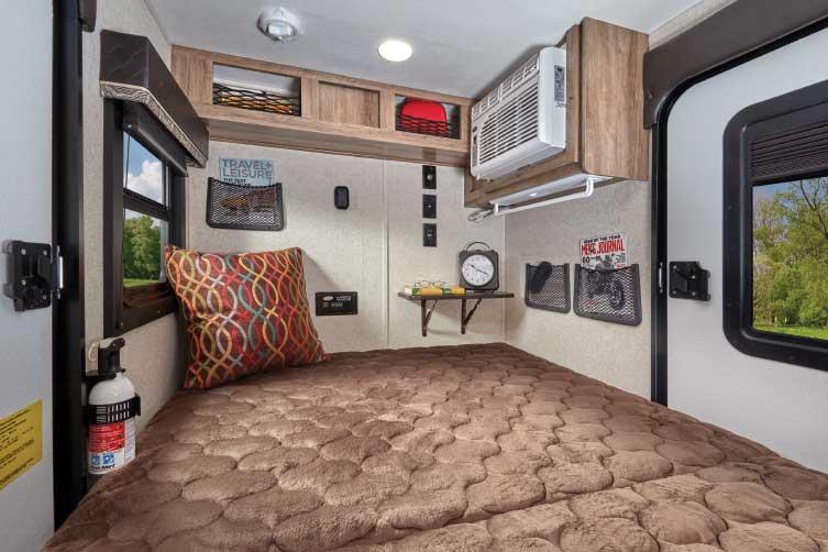 Jayco Hummingbird 10RK interior