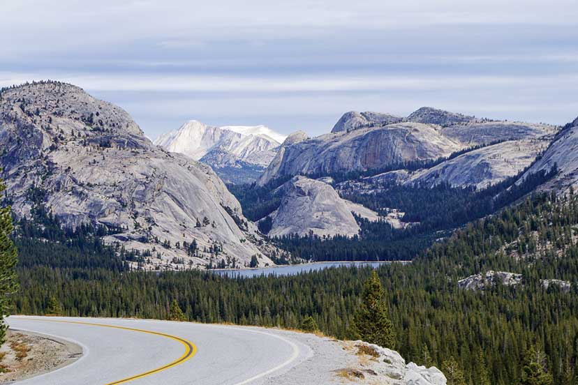 """Tioga Road (closed from approximately November through May) is another location with """"wows"""" around nearly every corner."""