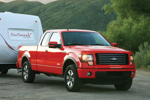 Ford F-150 with Ecoboost