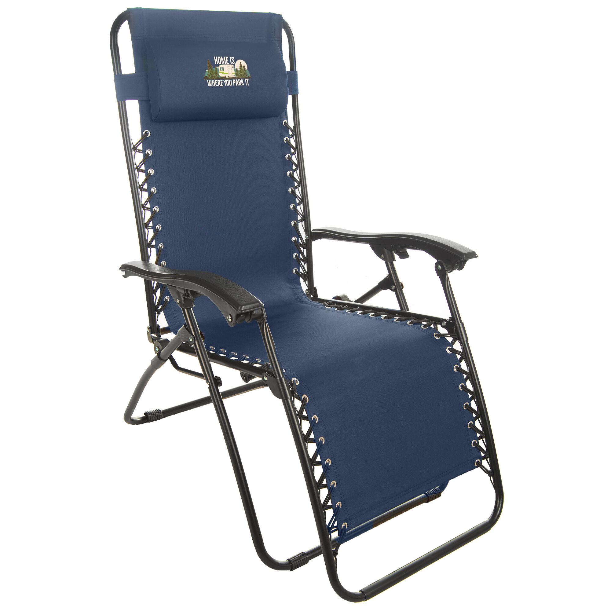 Home Is Where You Park It Recliner Chair