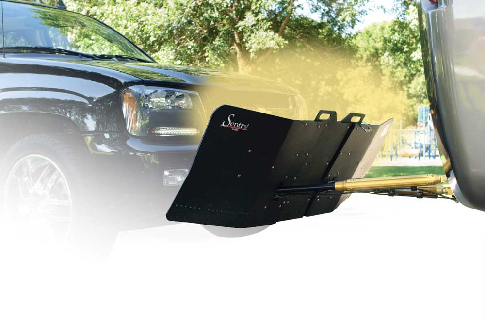 The Sentry Tow Bar Deflector from Demco Products