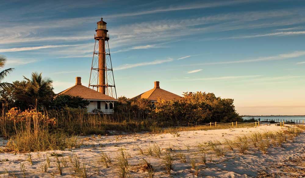 The Sanibel Island Lighthouse