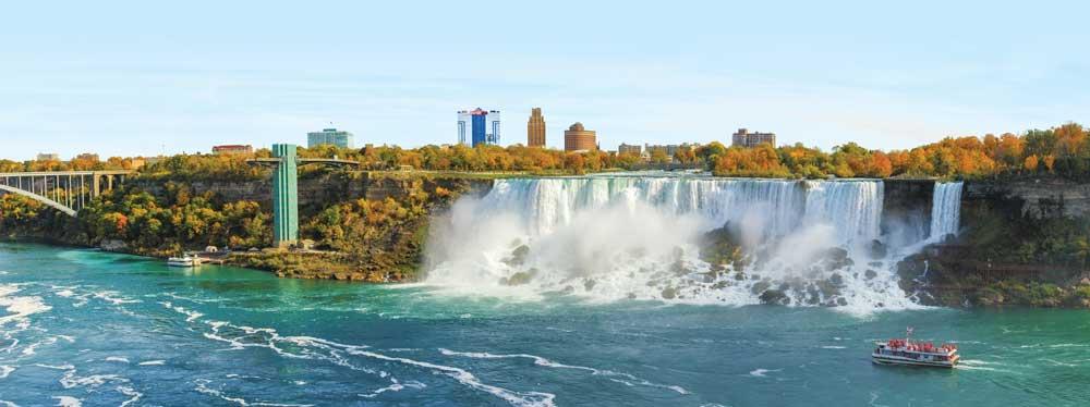 Photo of Niagra falls