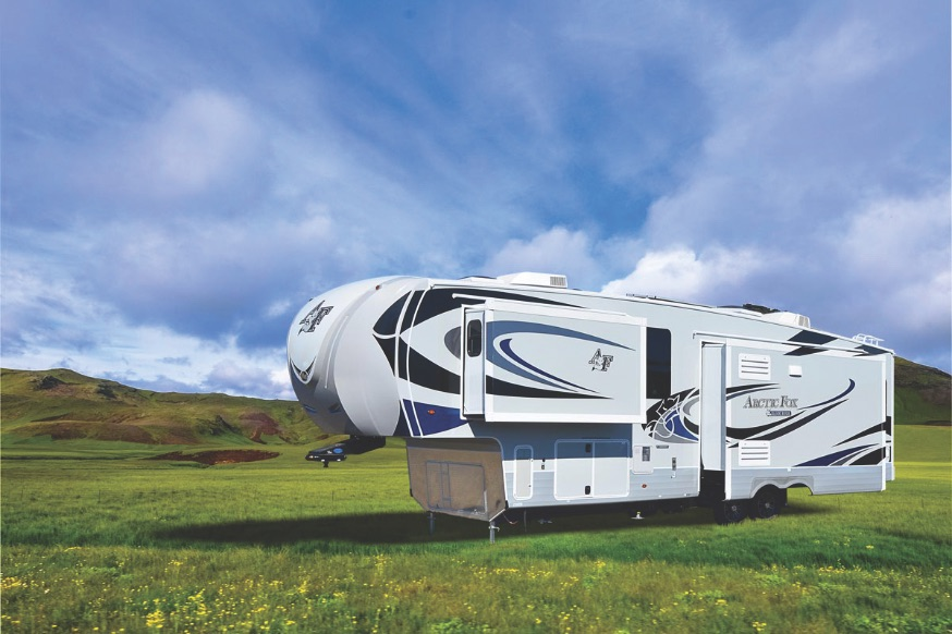 Northwood Arctic Fox RV