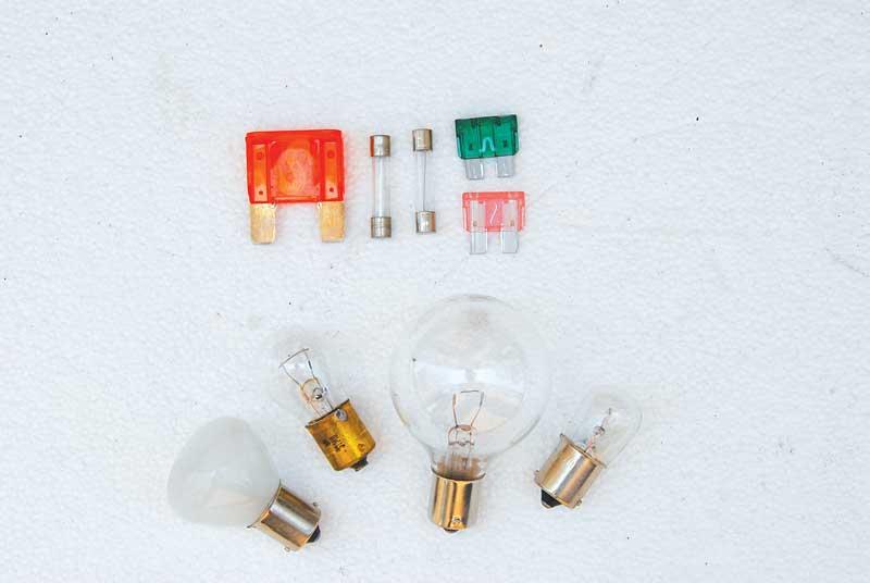 bulbs and fuses