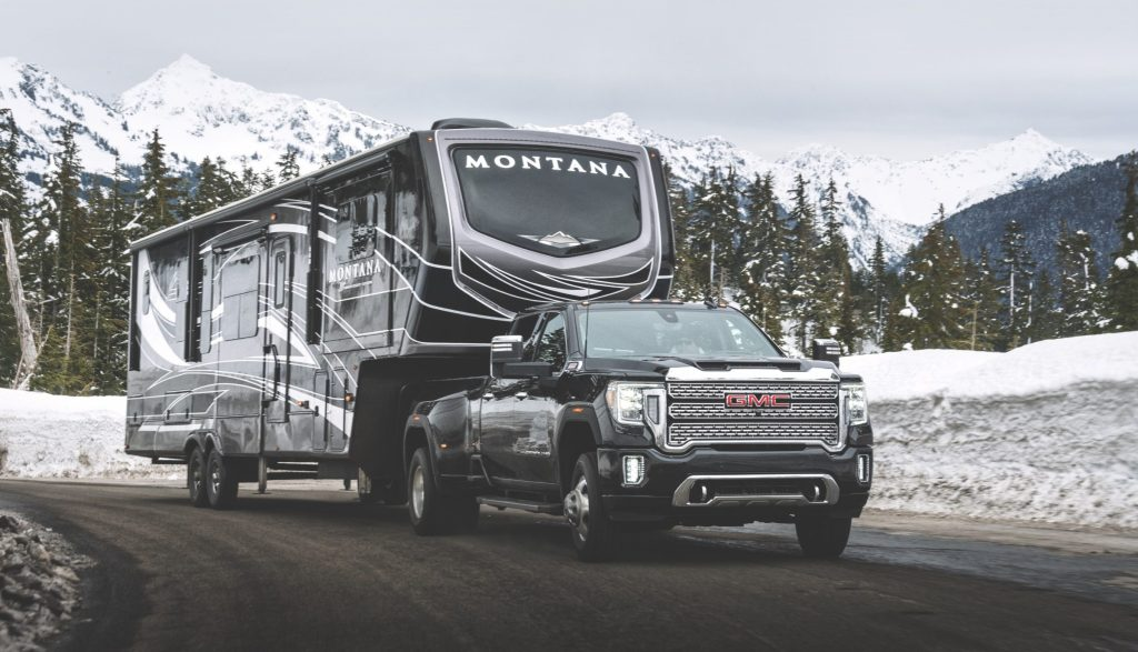 Cold Weather RVs