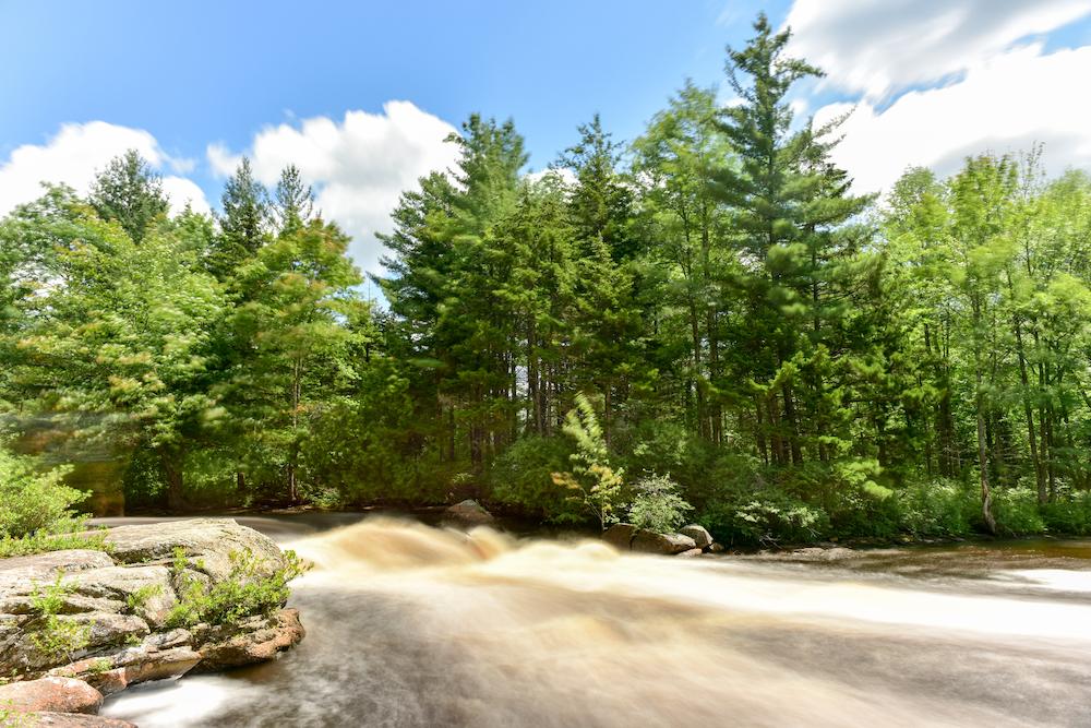 Cranberry Lake State Park