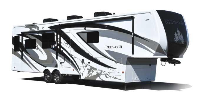 CrossRoads Redwood 4001Lk exterior