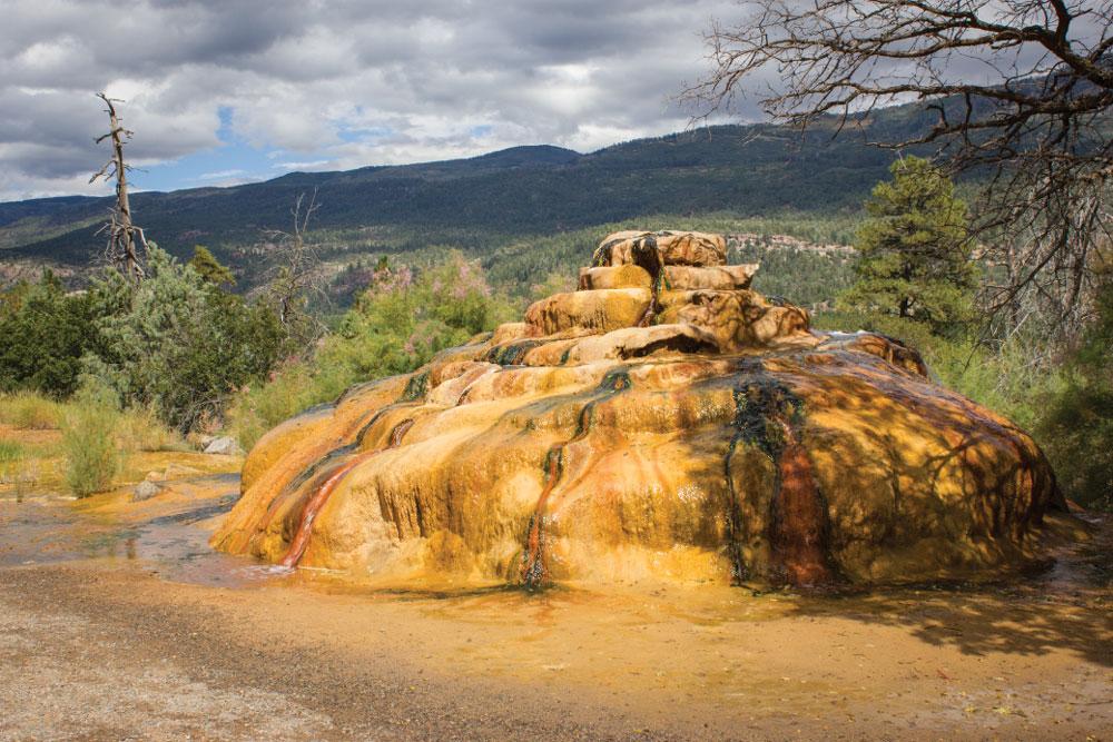 U.S. Highway 550 north of Durango