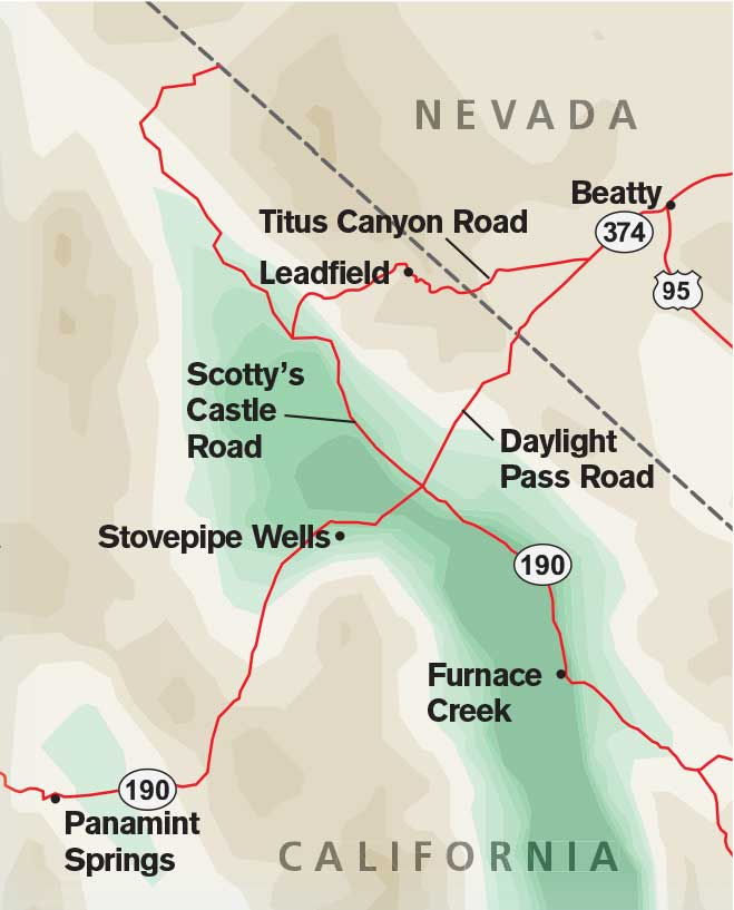 Free Ride On April 21 this year, the first day of National Park Week, admission to Death Valley is on the house.