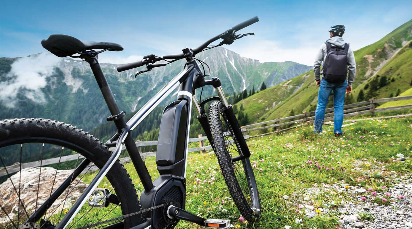 Since e-bikes are much more popular in Europe, many of the European brands have a more extensive selection.