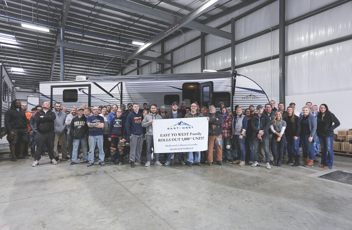 east to west rv manufacturer