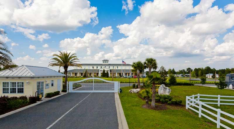 Florida Grande RV Park exterior