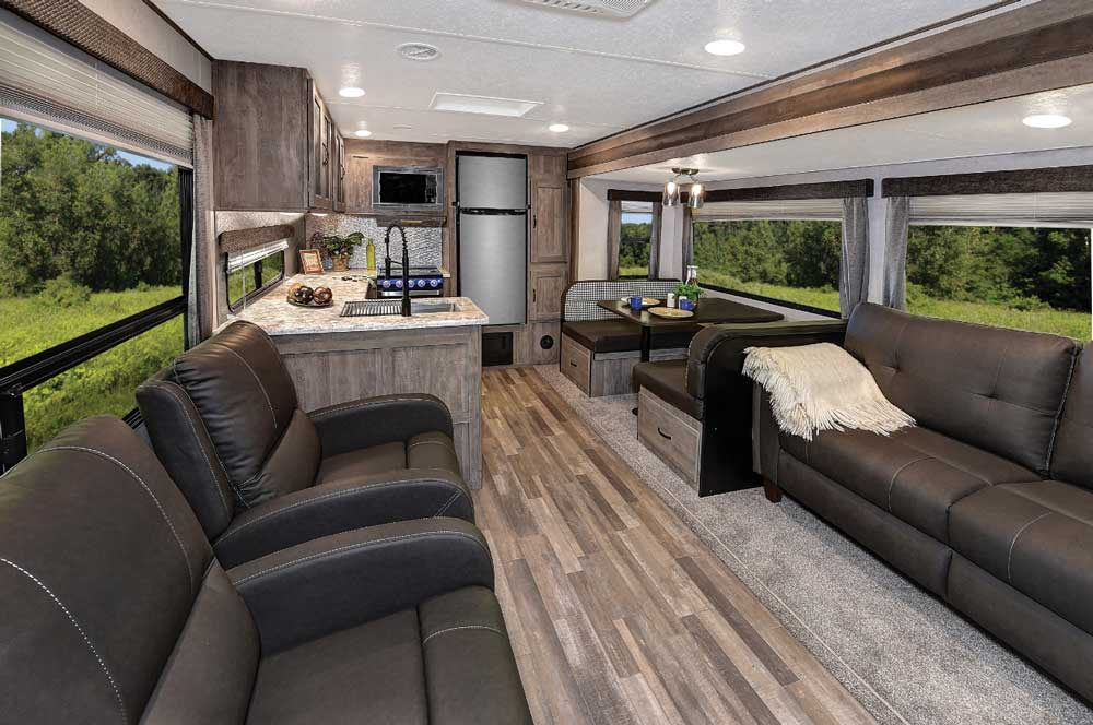 Forest River Vibe 26RK interior