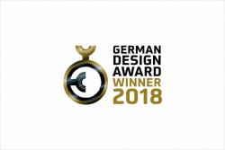 2018 German Design Award Winner