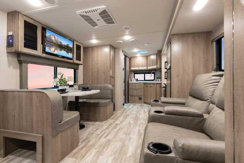 Grand Design Imagine 22MLE XLS interior