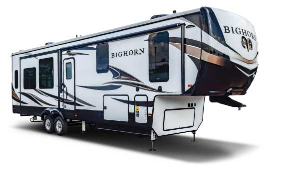 Heartland Bighorn 3375Ss exterior
