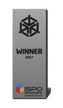 2017 ISPO award statue