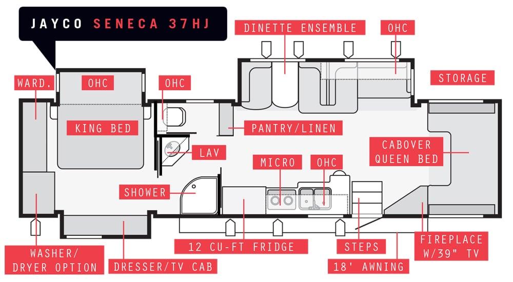 Jayco-Seneca-Floorplan