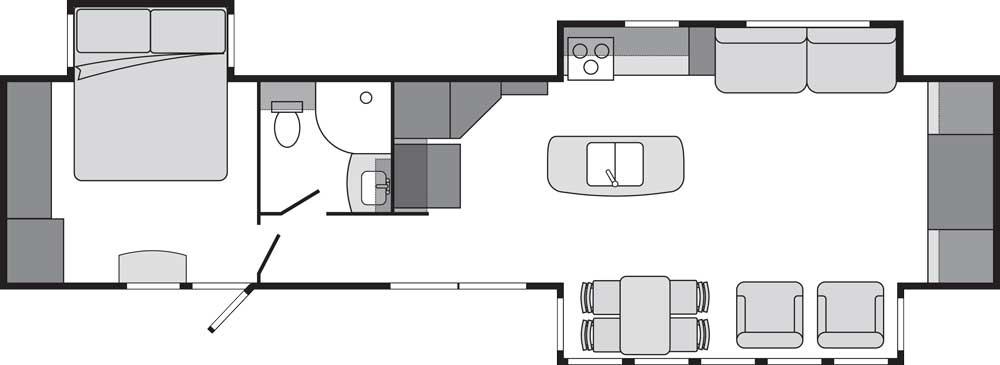 KZ-RV-Sportsmen-363F-floorplan