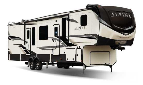 Keystone Alpine 3120Rs exterior