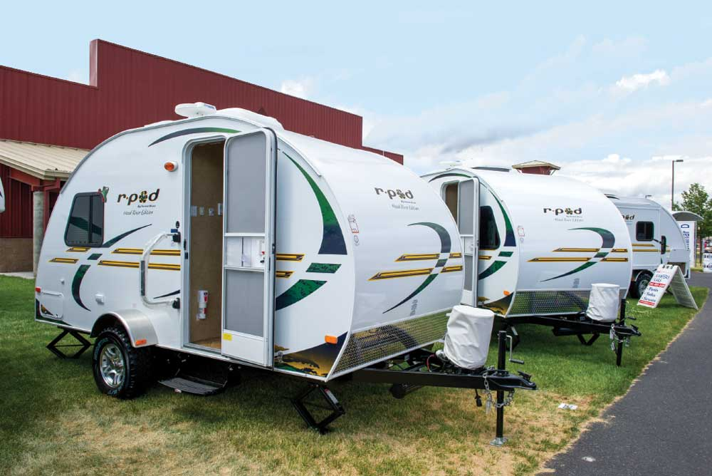 Doing some legwork in advance and setting clear goals will ensure that you conquer the RV show, instead of feeling like the RV show conquered you.