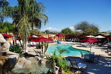 Monte Vista RV Resort pool