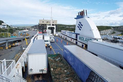 Newfoundland-Boarding-the-ferry-at-Nova-Scotia