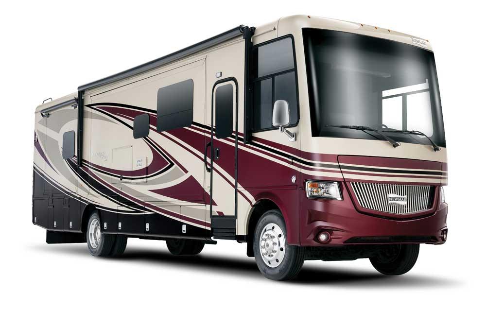 Coachmen Mirada 35OS Class A motorhome exterior