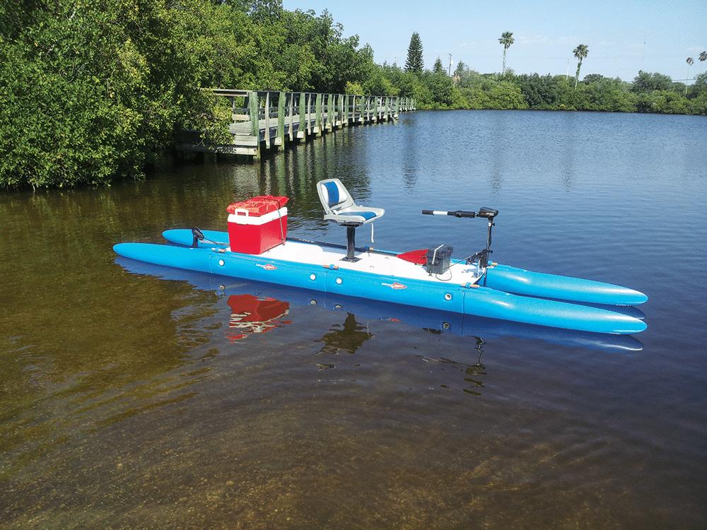 Expandacraft modular boat system