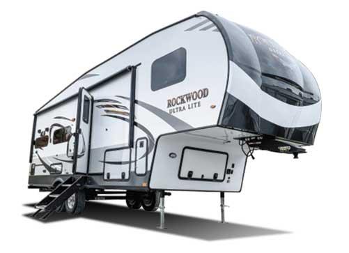 Rockwood Ultra Lite 2622Rk exterior
