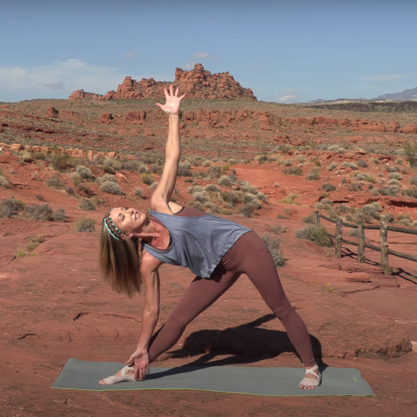 Stef's Standing Yoga Routine