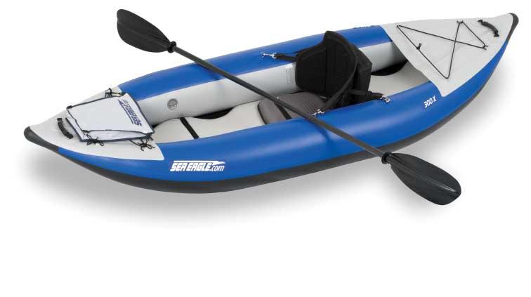Sea Eagle 300X portable kayak