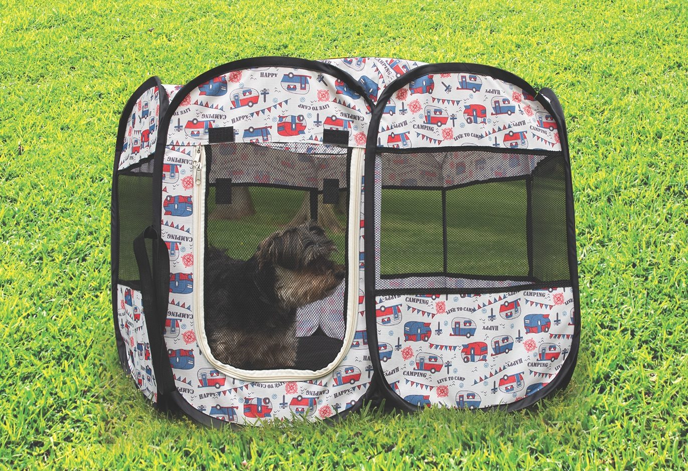 appy Camping Portable Soft-Sided Playpen