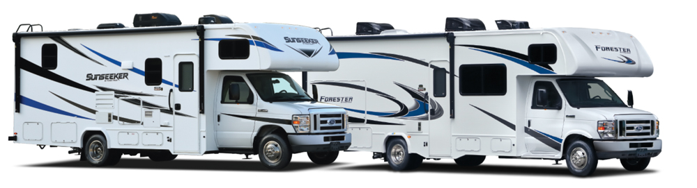 Forest River Sunseeker Classic/Forester Classic