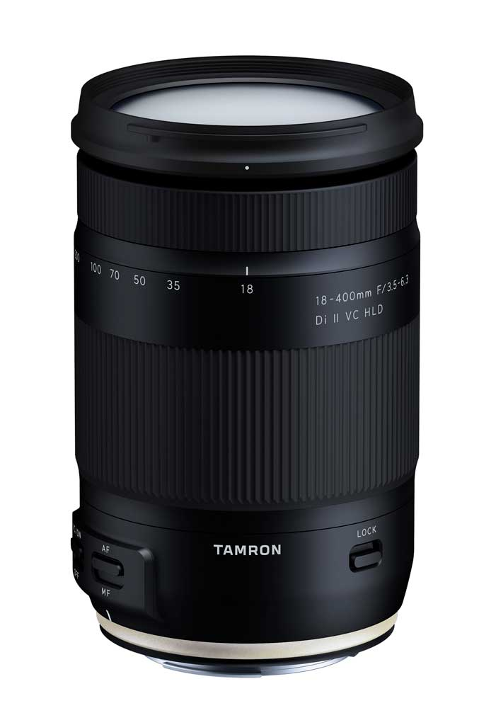 Tamron 18-400mm all-in-one zoom