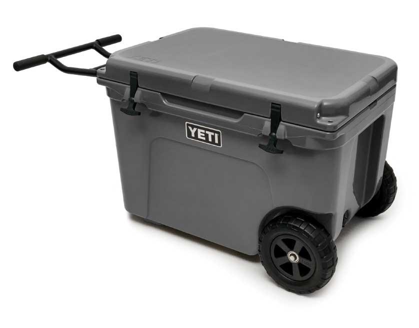 Yeti portable cooler