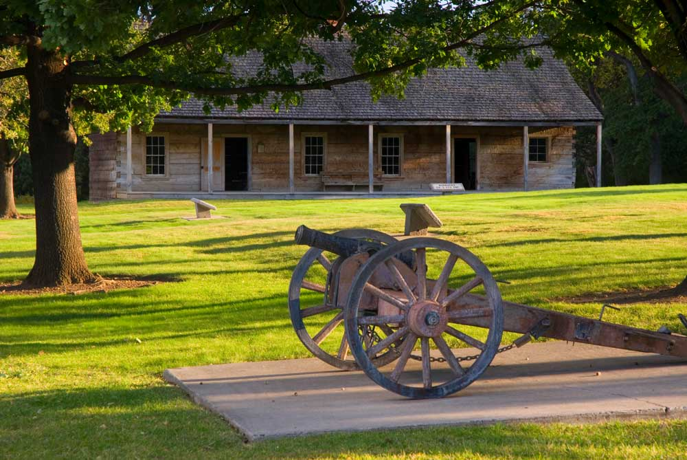 Fort Simcoe Historical State Park