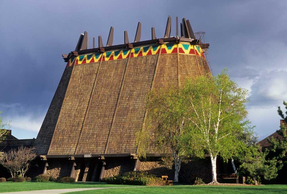 Yakama National Cultural Heritage Center, Yakama Indian Reservation, Toppenish