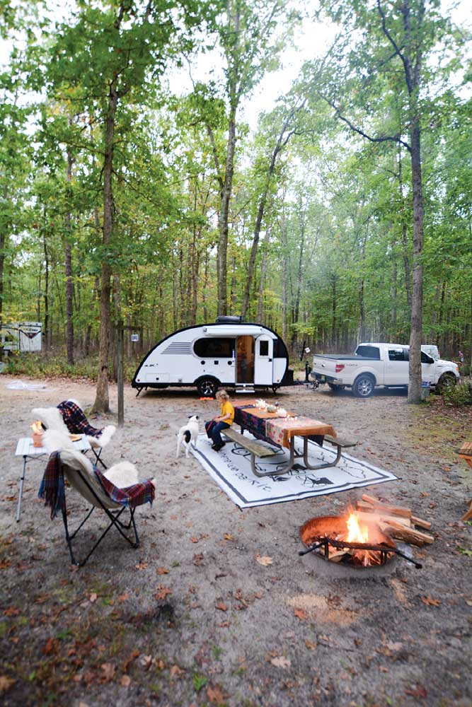 Coveted sites in public campgrounds have become more challenging to reserve, particularly during peak seasons.