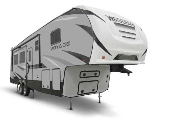 Winnebago Voyage V3134rl exterior