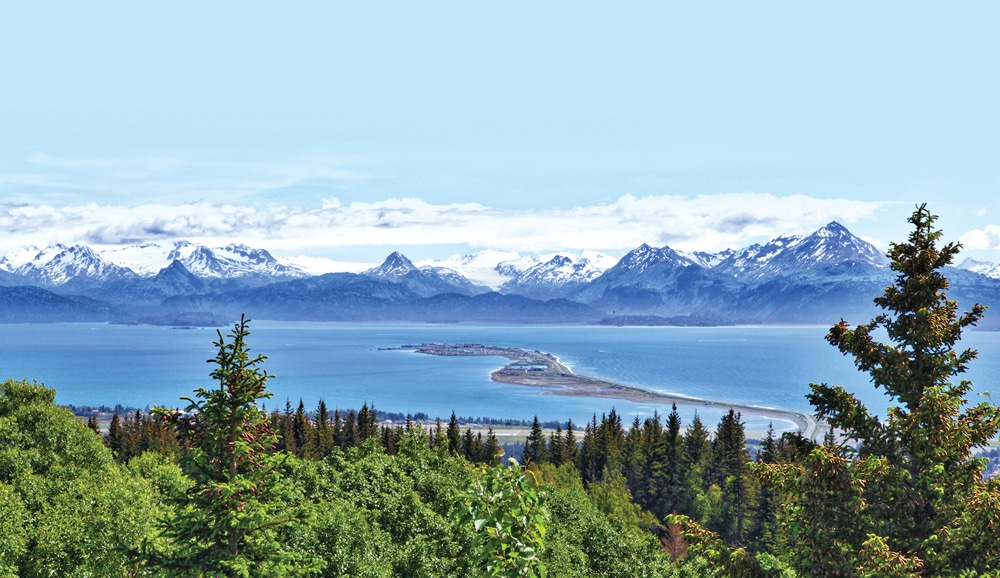 We logged 971.5 miles on our two-week journey from Dawson City, Yukon Territory, to Homer, Alaska, including multiday stays in Fairbanks, Denali and Anchorage.