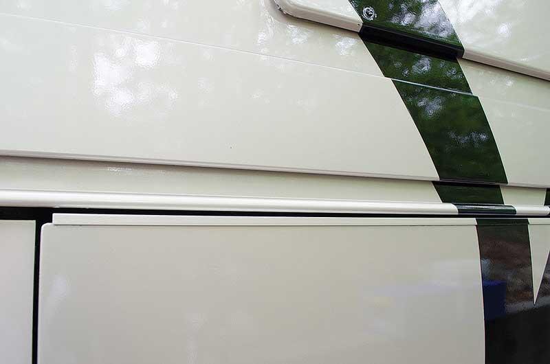 check cargo door alignment