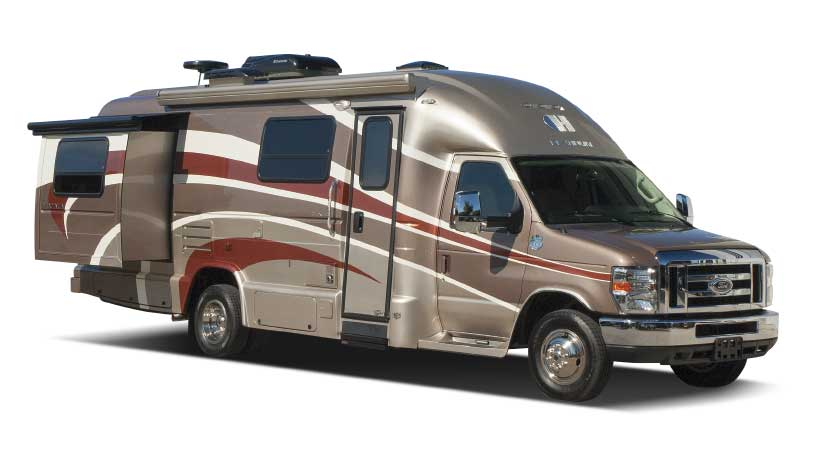 Coach House 272XL FR exterior