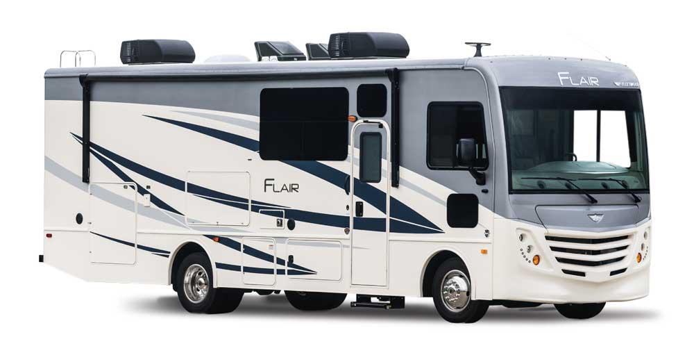 Fleetwood Flair 29M exterior